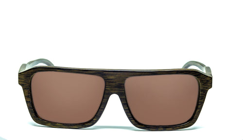 Aviator Sunglasses With Brown Lens - Kadmat - Maybe Sunny