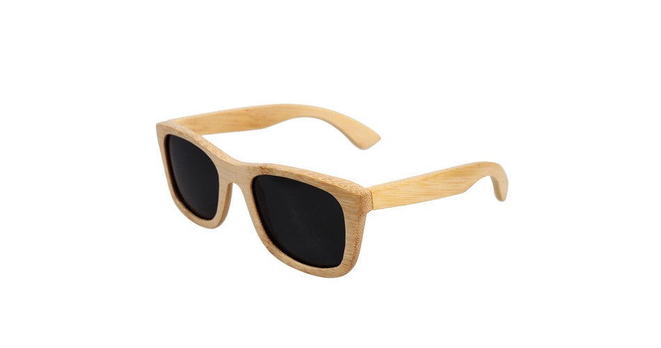 Wayfarer Sunglasses With Black Lens - Ehukai - Maybe Sunny