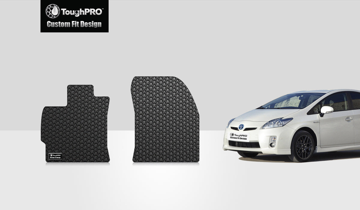 TOYOTA Prius V 2019 Two Front Mats