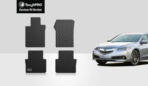 ACURA TLX 2016 Floor Mats Set