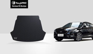 HYUNDAI Sonata 2018 Trunk Mat Limited Model