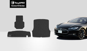 TESLA Model S 2012 Frunk Mat Trunk Mat  Storage Mat
