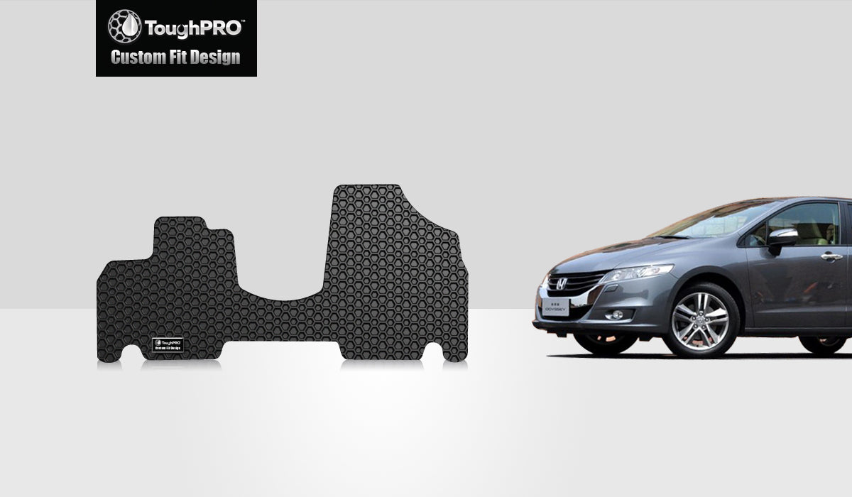 HONDA Odyssey 2010 Two Front Mats