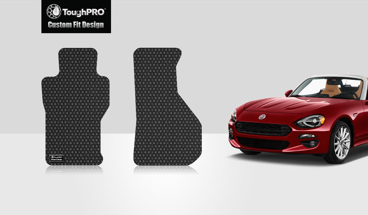 FIAT Spider 124 2017 Two Front Mats
