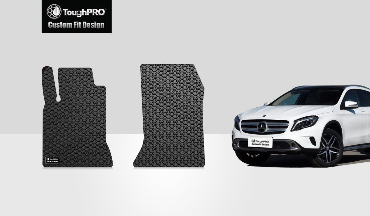 MERCEDES-BENZ GLA200 2016 Two Front Mats