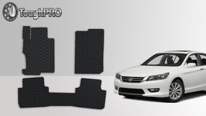 HONDA Accord 2015 Floor Mats Set