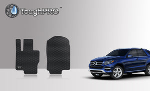 MERCEDES-BENZ GLE350 2021 Two Front Mats