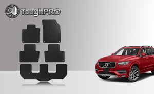 Volvo XC90 2016 Full Set (Front Row 2nd Row 3rd Row)