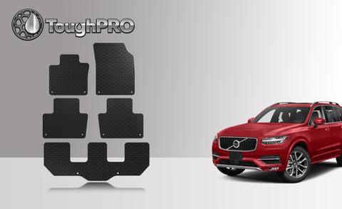 Volvo XC90 2017 Full Set (Front Row 2nd Row 3rd Row)