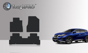 NISSAN Murano 2019 1st & 2nd Row