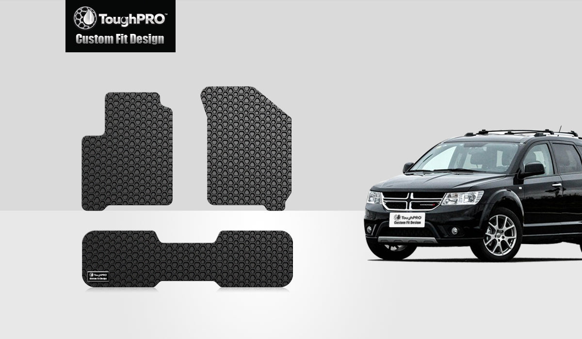 DODGE Journey 2011 Floor Mats Set