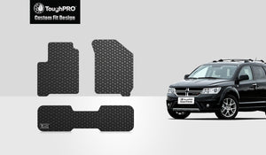 DODGE Journey 2017 Floor Mats Set