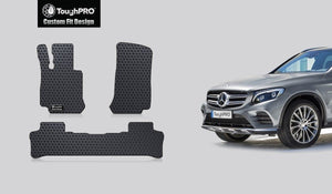 MERCEDES-BENZ GLC43 AMG 2017 1st & 2nd Row Coupe Model