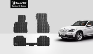 BMW X1 2016 Floor Mats Set