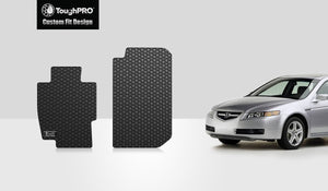 ACURA TL 2008 Two Front Mats