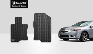 ACURA TSX 2010 Two Front Mats