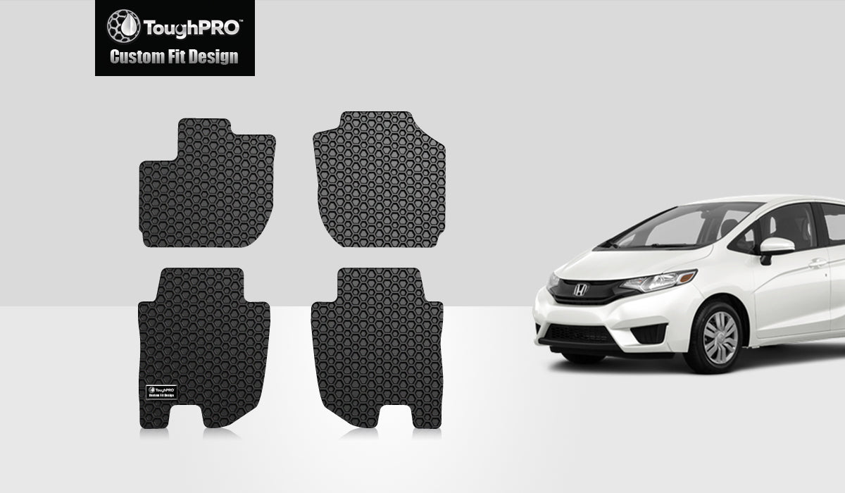 HONDA Fit 2014 Cargo Mat (2rd Row Seat Fold Down)