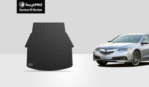 ACURA TLX 2018 Trunk Mat
