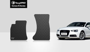 AUDI A5 2012 Two Front Mats