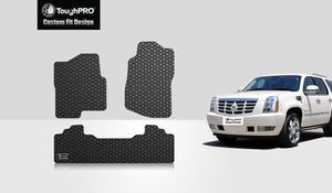 CADILLAC Escalade ESV 2010 1st & 2nd Row