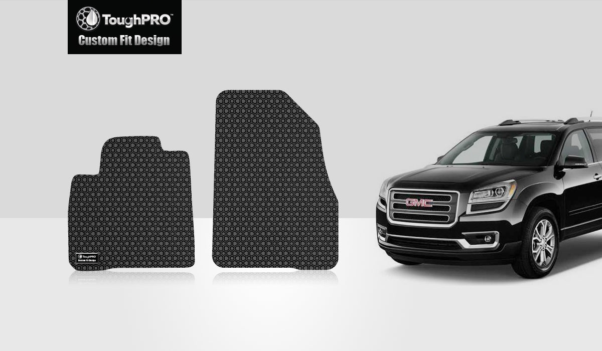 GMC Acadia 2018 Two Front Mats