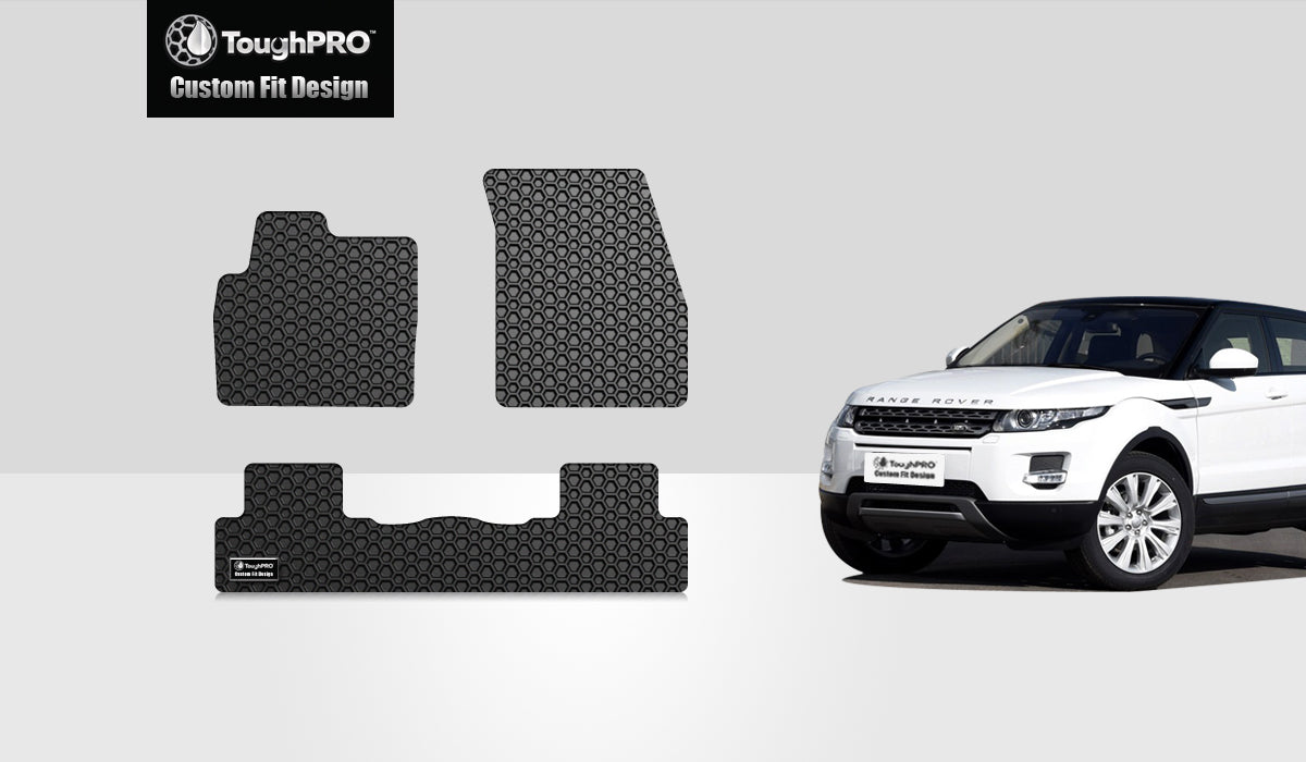 LAND ROVER  / RANGE ROVER Evoque 2014 Floor Mats Set Five-Door