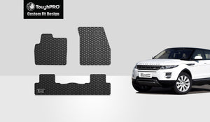 LAND ROVER  / RANGE ROVER Evoque 2017 Floor Mats Set Five-Door