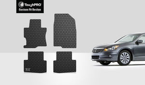 HONDA Accord 2010 Floor Mats Set