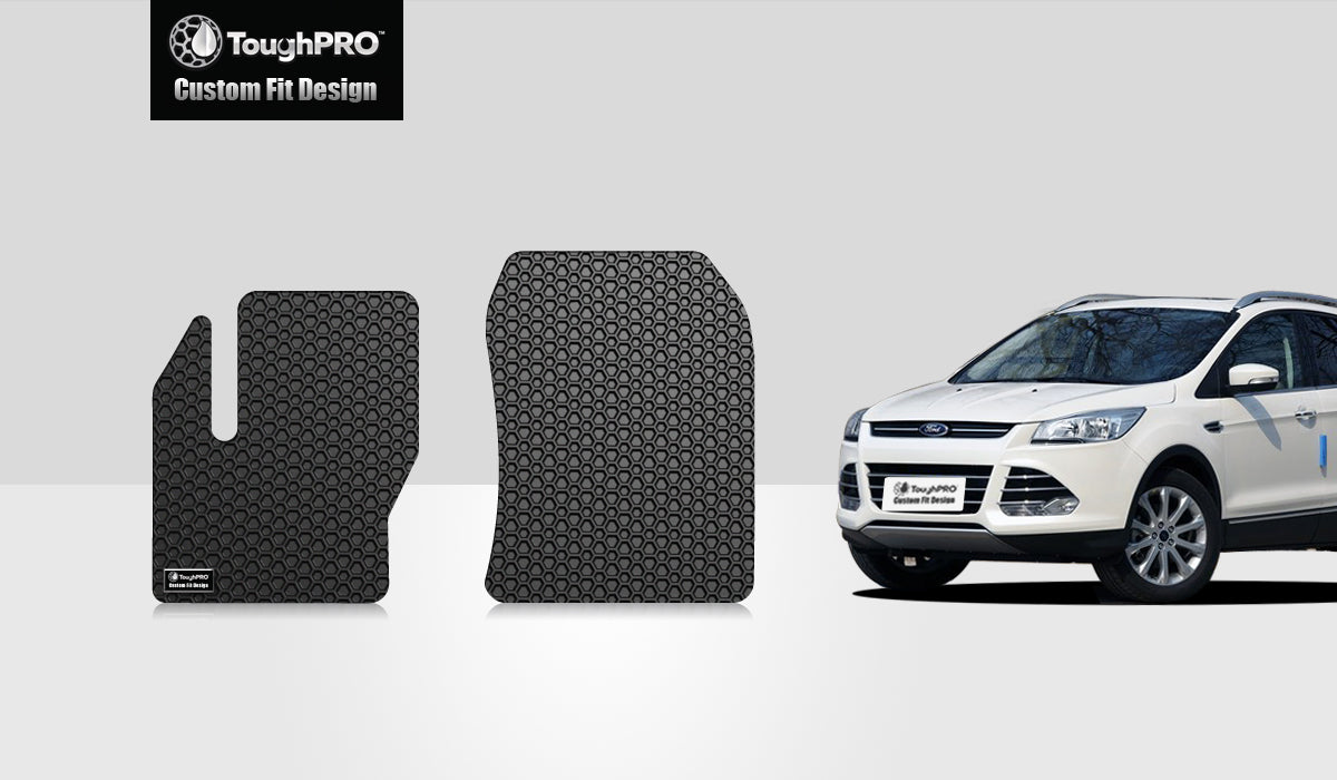 FORD Escape 2013 Two Front Mats