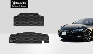 TESLA Model S 2019 Frunk Mat And Storage Mat