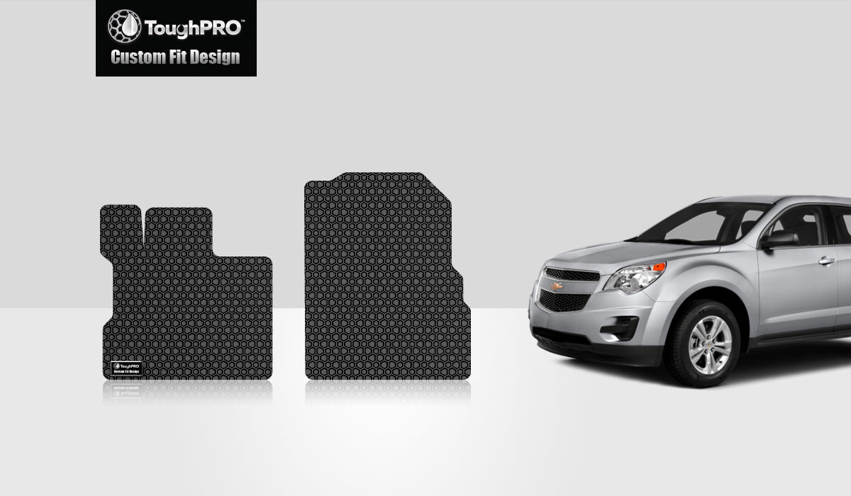 CHEVROLET Equinox 2011 Two Front Mats