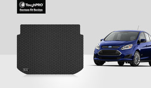 FORD Cmax 2014 Trunk Mat