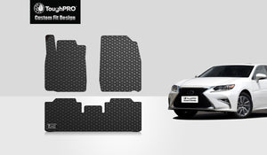 LEXUS ES300H 2018 Floor Mats Set