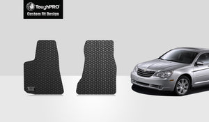 CHRYSLER 300 2009 Two Front Mats