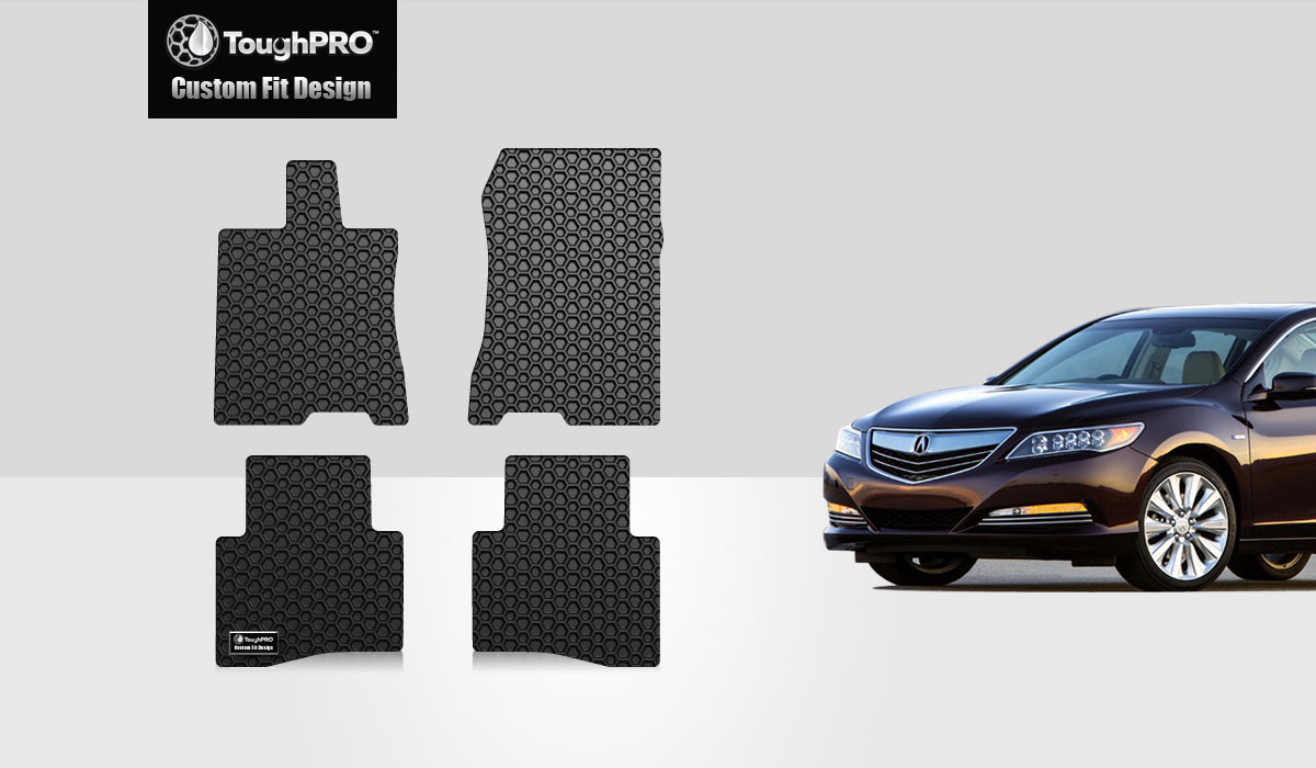 ACURA RLX 2018 Floor Mats Set