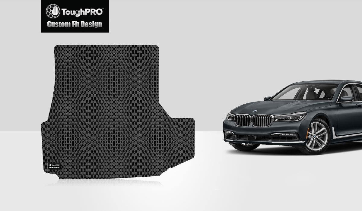 BMW 740e xDrive 2017 Trunk Mat  (Plug-in Hybrid)
