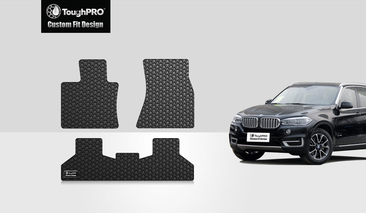 BMW X5 2018 Floor Mats Set
