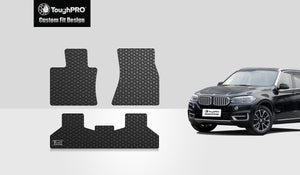 BMW X5 2015 Floor Mats Set