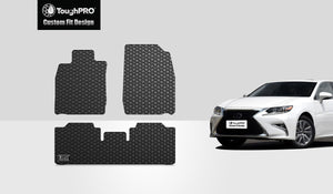 LEXUS ES300H 2014 Floor Mats Set