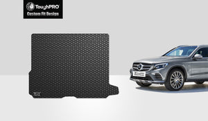 MERCEDES-BENZ GLC43 AMG 2019 Cargo Mat Coupe Model