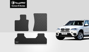 BMW X5 2008 Floor Mats Set