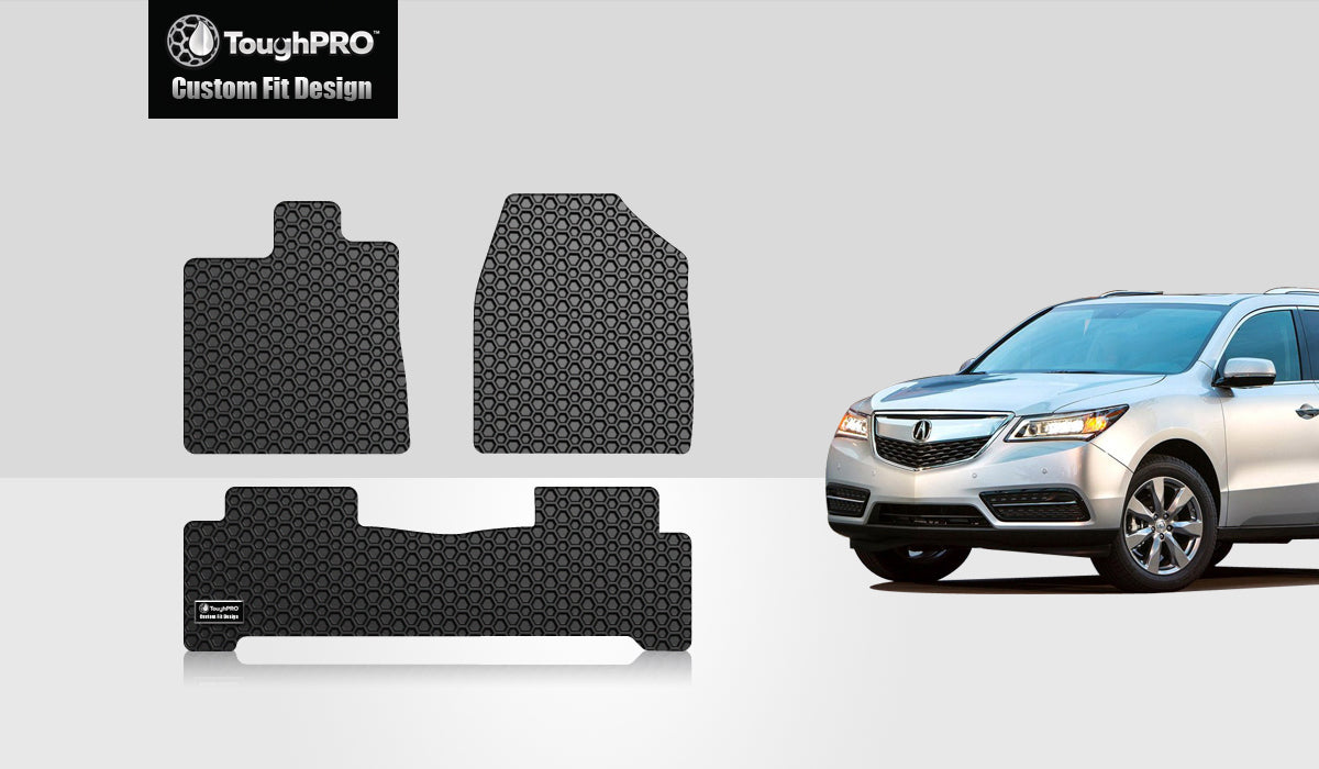 ACURA MDX 2017 Floor Mats Set