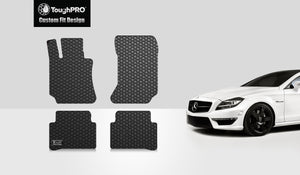 MERCEDES-BENZ CLS63 AMG S 2012 1st & 2nd Row Sadan Model
