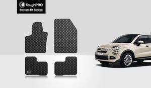 FIAT 500X 2018 1st & 2nd Row