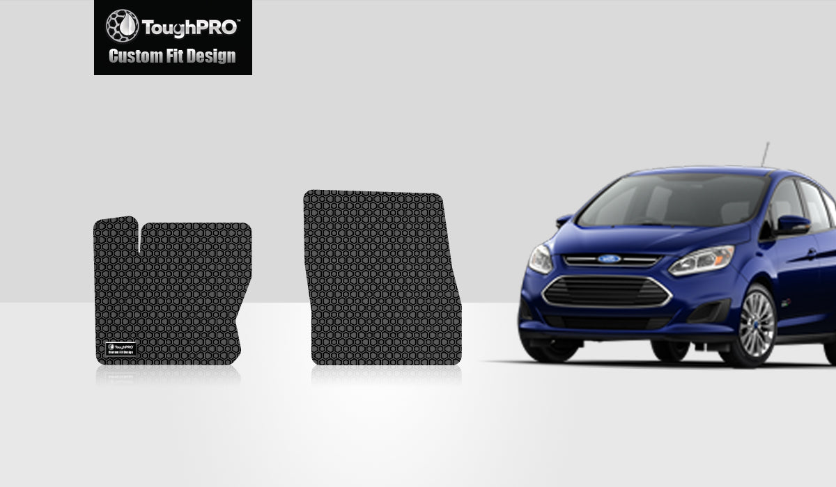FORD Cmax 2013 Two Front Mats