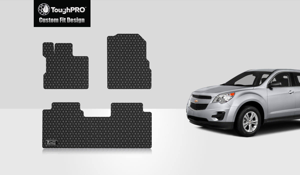 CHEVROLET Equinox 2013 1st & 2nd Row