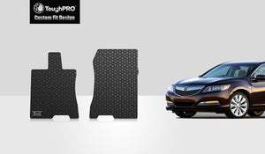ACURA RLX 2014 Two Front Mats