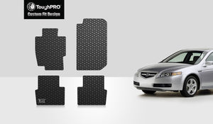ACURA TL 2008 Floor Mats Set