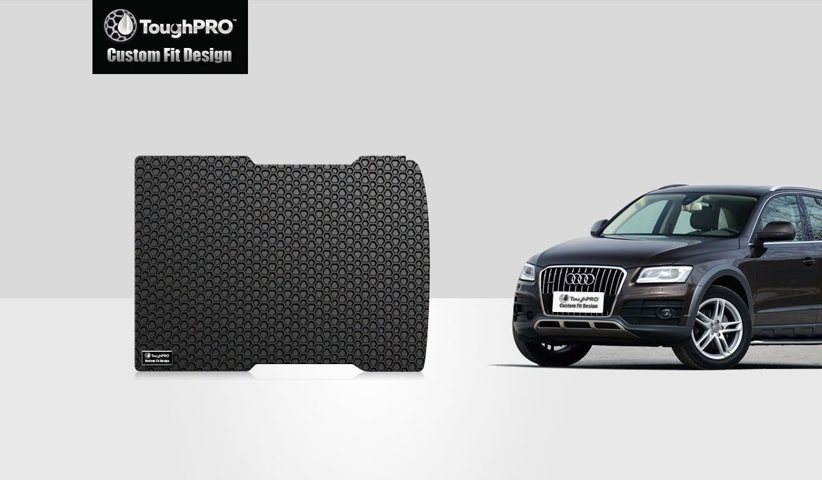 AUDI Q5 2017 Cargo Mat  (2nd Row Fold Down)