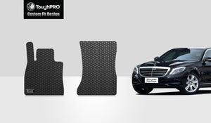 MERCEDES-BENZ S550 2019 Two Front Mats